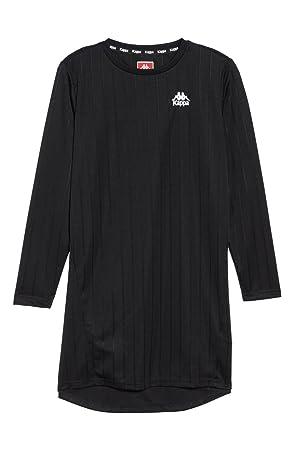 Kappa Rippon Camiseta, Mujer, Negro, XS