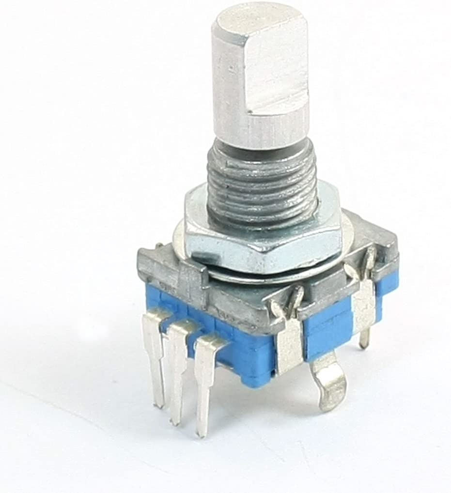 5 Pin D Schaft 20 Nummern Detents 360 Grad Rotary Encoder W Push Button De Küche Haushalt
