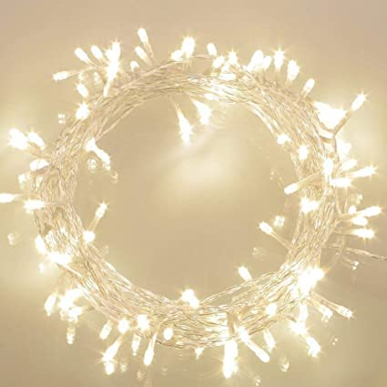 Amazoncom Koopower 36ft 100 Led Battery Operated String Lights