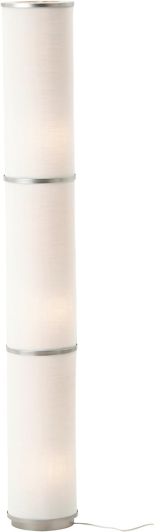 Ikea Vidja Stehlampe Weiss Amazon De Kuche Haushalt