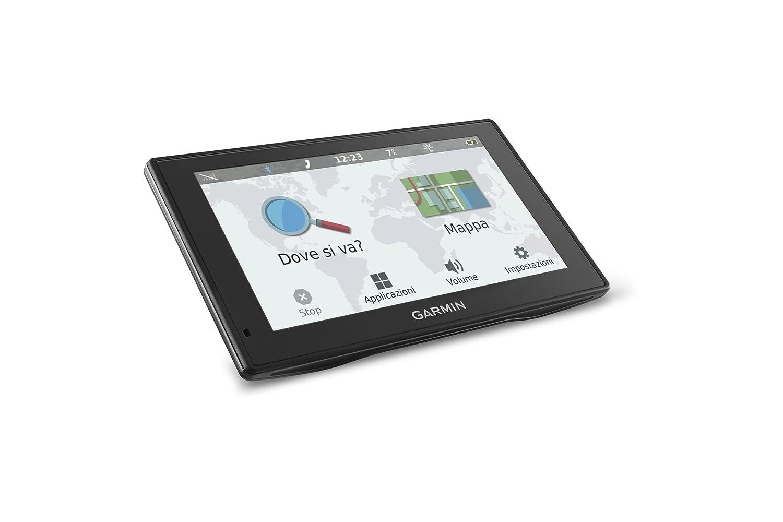 Garmin DriveSmart 50 LMT Cartes Europe Cartes Zones de Danger gratuits /à vie GPS Auto Trafic 5 pouces