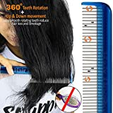 The Hair Doctor Vanity Comb 7 Inch