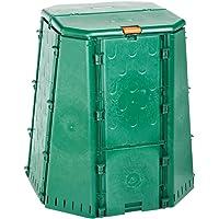 Dehner 2718765 - Recipiente para Compost, Color Verde
