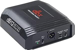 DBX db12 - Caja DI (activa): Amazon.es: Instrumentos musicales