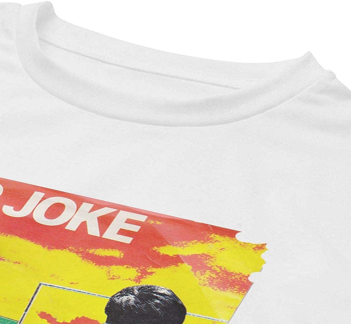 Yaruiguan Women 100/% Cotton Shirts Tops Killing Joke Follow The Leaders Design Round Collar Shirts Tops