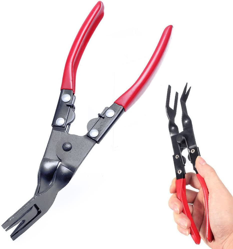 Door Panel Trim Clip Removal Tool Pliers For Honda Toyota GM Ford Chrysler