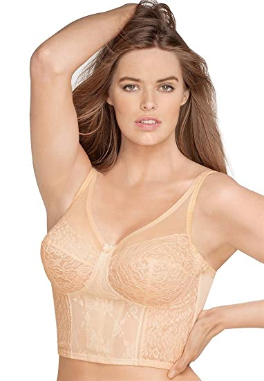 8cf191bbd3b48 Grenier Lifestyle Full Figure No Wire Molded Bra - 8594 at Amazon Women s  Clothing store