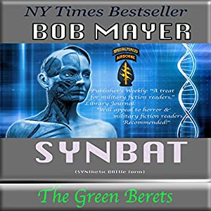 Synbat (The Green Berets) Audiobook