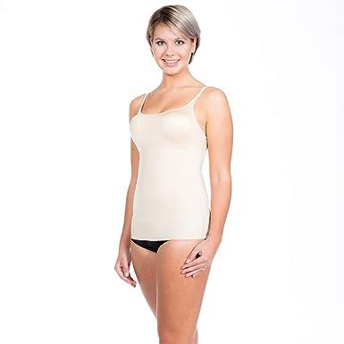 2c459c7de3 Magic Bodyfashion Women s Luxury Camisole Shapewear Top  Amazon.co.uk   Clothing