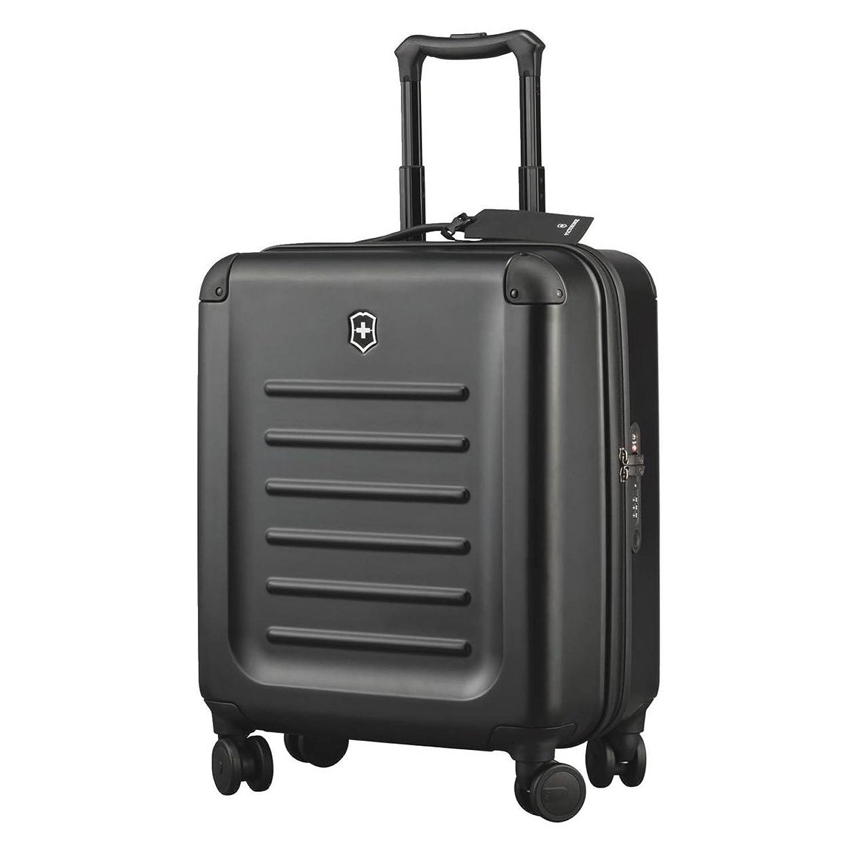 [ビクトリノックス] Victorinox 公式 スーツケースSpectra 2.0 Spectra Extra-Capacity Carry-On 保証書付 B00F3CMDIMブラック