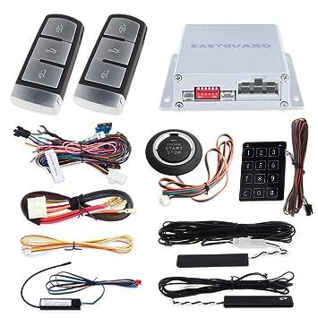EASYGUARD EC002-V0 PKE - Sistema de Alarma de Entrada pasiva ...