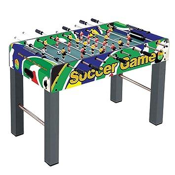 Máquina de fútbol de mesa 6 Máquina de billar para adultos Juego ...