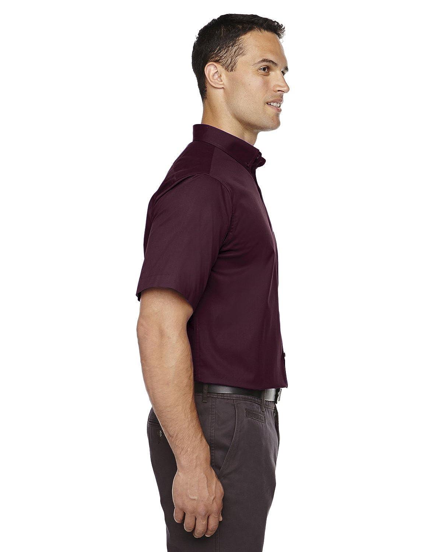 Ash City Core 365 Mens Optimum Short-Sleeve Twill Shirt