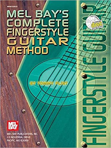 Fingerstyle Guitar Book