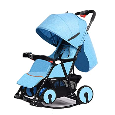 Baby carriage Peaceip Cochecito de bebé Ligero Plegable 0/1 ...
