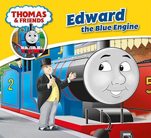 Blue Edward The Engine (Edward the Blue Engine (Thomas & Friends Engine Adventures))