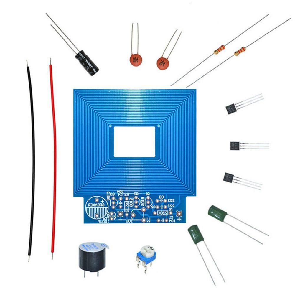 lennonsi Detector de Metales DIY Accesorios detectores de Metales Metal Detector Tablero de la Parte Accesorio al Aire Libre Impermeable del Detector de ...