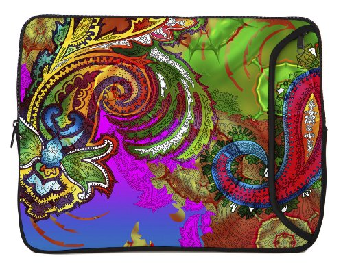 designer-sleeves-13-inch-paisley-blush-laptop-sleeve-rainbow-13ds-paisbl