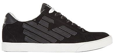 sites à vendre Ea7 Emporio Armani Cc299 278038 Chaussures Homme Noir 45-1 collections en ligne hChV6LbD