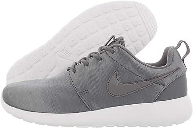 Amazon.com | Nike Roshe One PRM Women's Running, Size 10, Color  Gunsmoke/White | ShoesAmazon.com