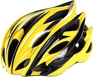 OLEEKA ★ Casque de vélo ultraléger in-Mold Road Mountain 22+ aérateurs d'aération Contre Le Choc ★