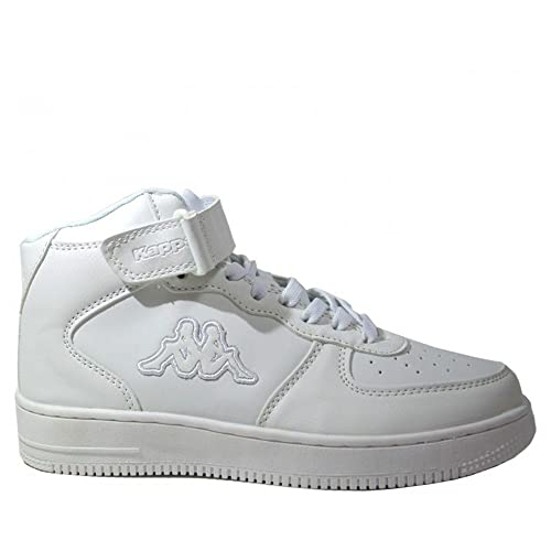 Kappa Scarpe Unisex Caserta Footwear 3025WK0 (45 1-3 - 930 White) mVL95JaTh