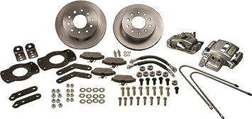 Amazon com: SSBC A118 Rear Drum to Disc Conversion Kit