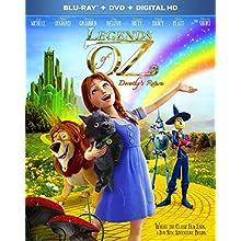 Legends of Oz: Dorothy's Return Blu-ray (2014)