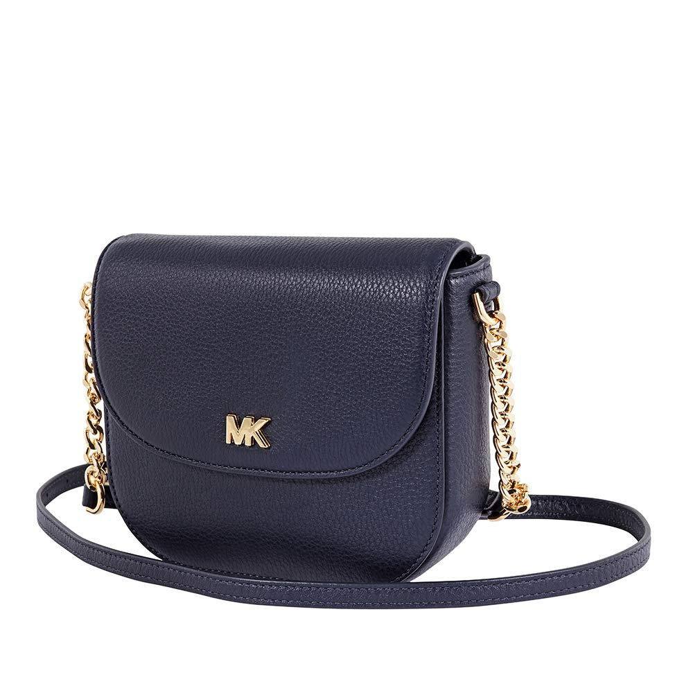 Michael Kors Mott Crossbody Bag- Admiral