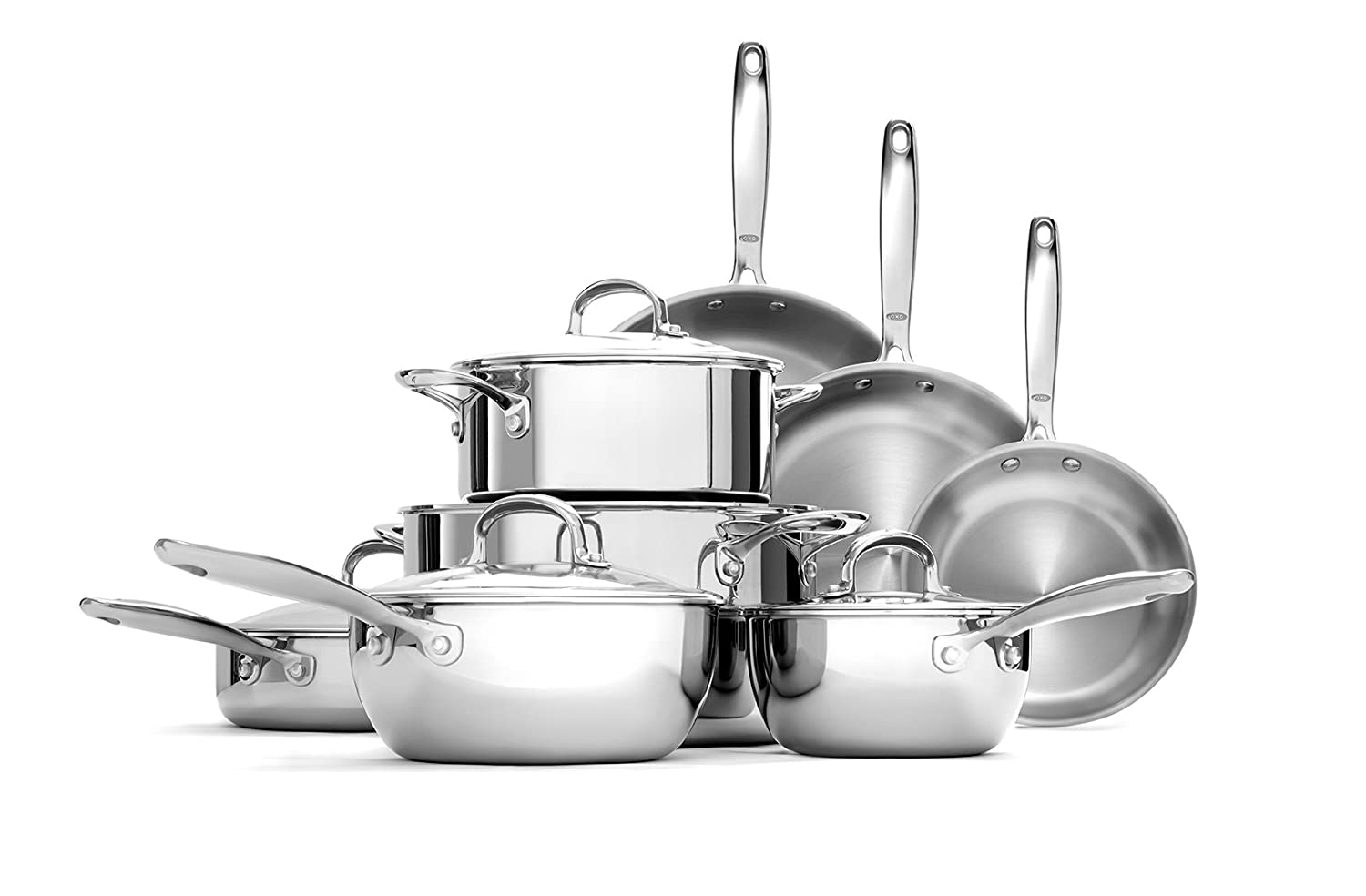 The Best Stainless Steel Cookware Set Reviews 1