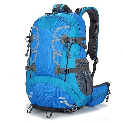 Mochilas de senderismo, mochila impermeable de senderismo de 40 litros para escalada en roca Viajes