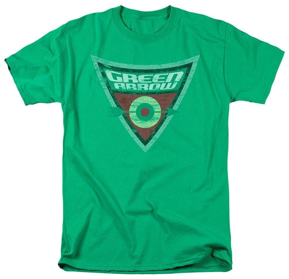 Batman Bb-green Arrow Shield T-shirt X