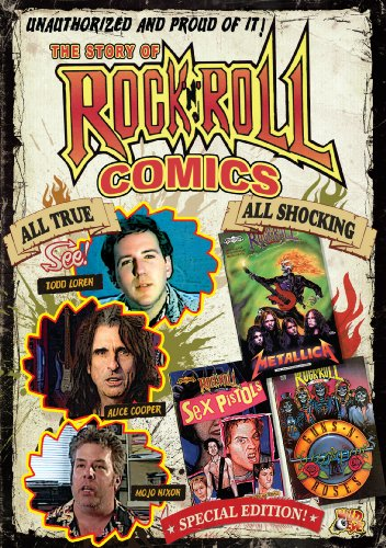 Price comparison product image The Story Of Rock N Roll Comics