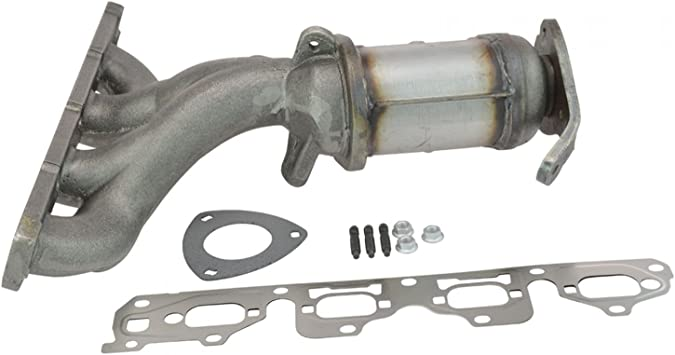Chevrolet Malibu Saturn Aura 2.4L Exhaust Manifold Catalytic Converter