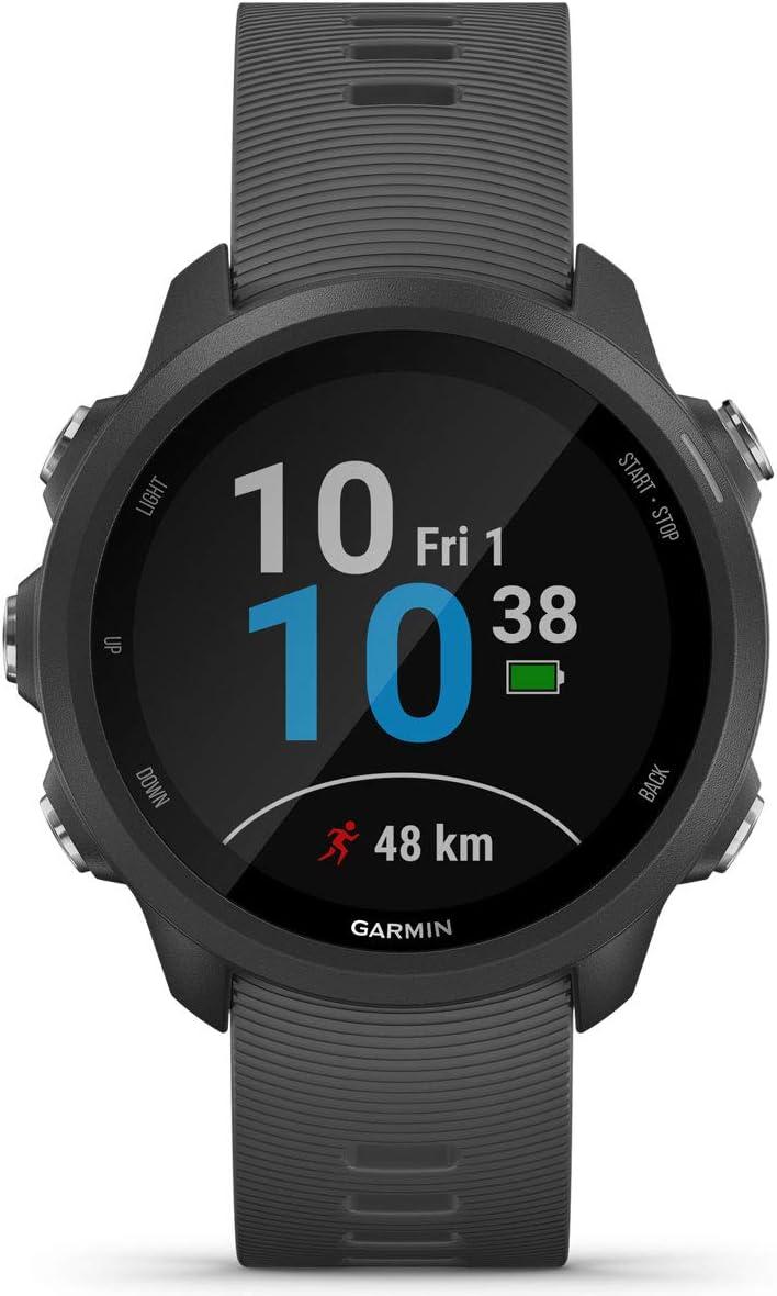 Forerunner 245, GPS, EU, Black/Slate
