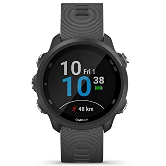 Forerunner 245 GPS, EU, Black/Slate: Amazon.es: Electrónica