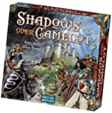 Days of Wonder  DOW 7401 Shadows Over Camelot Board Game
