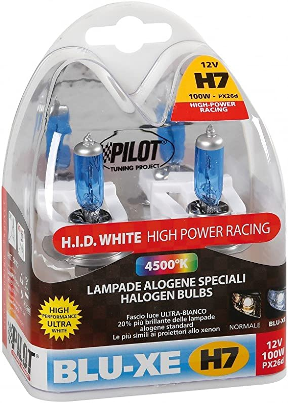 Cp Lampen H7 12v 100w Blue X Auto