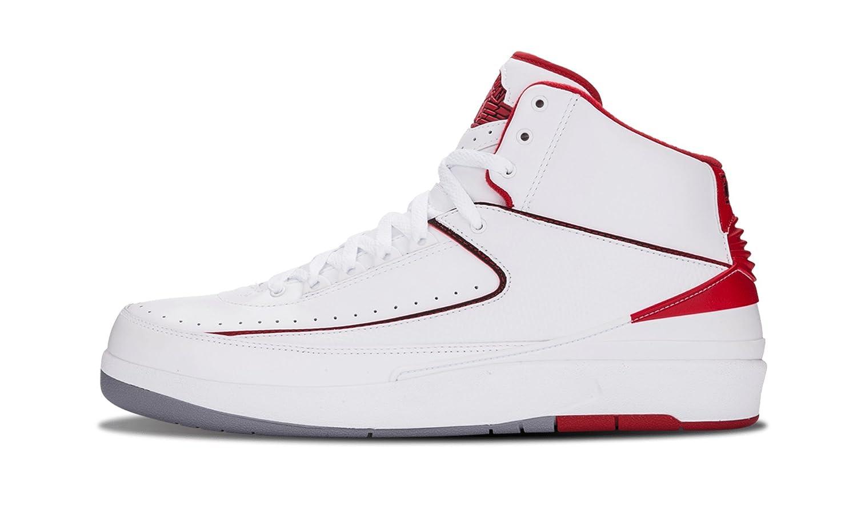 huge discount 573c2 9f61c Jordan Nike Mens Air 2 Retro OG Colorway Basketball Shoes aj385475 102 (9  D(M) US)