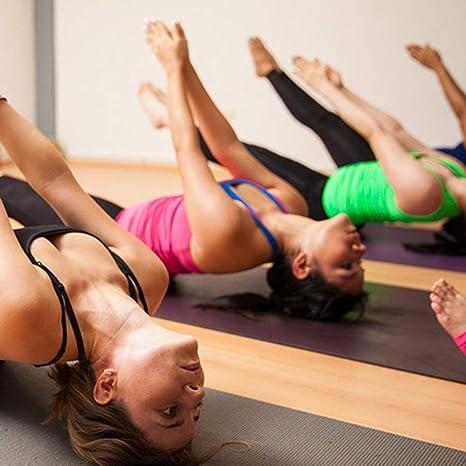 Cuento de hadasMMEva Ambiental Yoga Espuma Ladrillo Ejercicio Fitness Atrezzo Deportivo Espuma Ladrillo Adecuado para Yoga Plasticidad Meditaci/ón Pilates Rosa roja