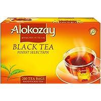 Alokozay Black Tea Bags, 200 Bags