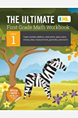 IXL | The Ultimate Grade 1 Math Workbook | Addition, Subtraction, & More | Ages 6-7, 224 pgs Paperback