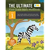 IXL | The Ultimate Grade 1 Math Workbook | Addition, Subtraction, & More | Ages 6-7, 224 pgs