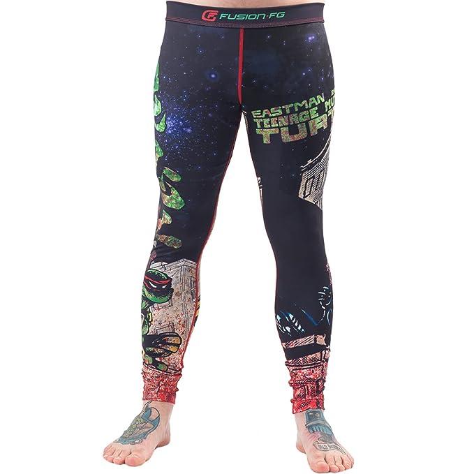 TMNT Las Tortugas Ninja Pantalones de Fusion Fight Gear de ...