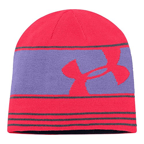 Under Armour Switch It Up II Beanie, Neo Pulse (678)/Steel, One Size