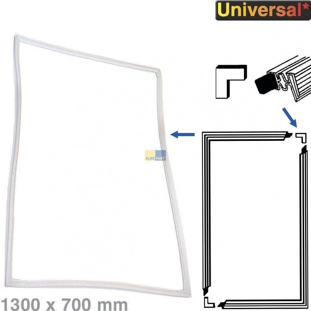 Türdichtung Set Universal Kühlschrank 1300x700mm: Amazon.de: Küche ...