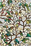 Artscape 01-0142 24'' X 36'' Summer Magnolia Window Film