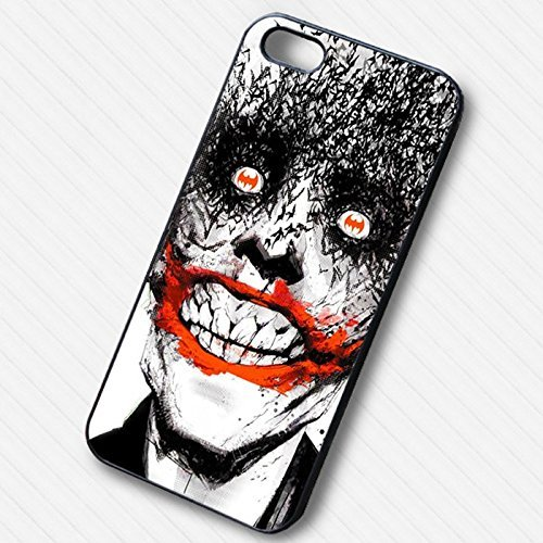 Creepy Smile Face - lxmi pour Coque Iphone 6 et Coque Iphone 6s Case D8G4NI