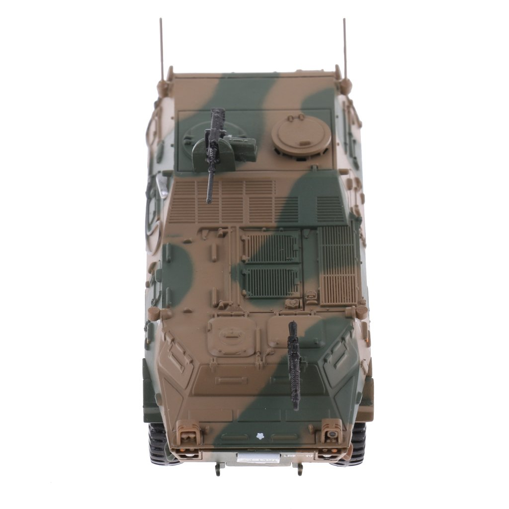 Sharplace 1: 72. Diecast Panzerwagen Moderner Japanischer Typ Typ Typ 82 Befehl Fahrzeug Modell Spielzeug 0b2fc4