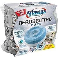 Ariasana 1680991 - Aero Recargar Tab 360, Inodoro